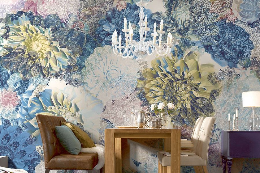 EUROPEAN WALLPAPER DESIGN