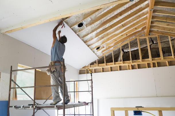 Install, Finish and Repair Drywall