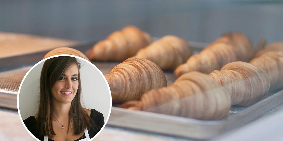 ÚJ! Cukrászakadémia - diétás croissantok