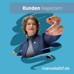 Manuela Lott - sie weckt das Gastgeber-Gen