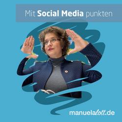 Manuela Lott - Expertin für wirkungsvollen Online-Auftritt