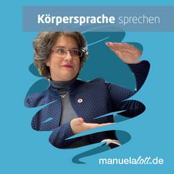 Manuela Lott - die Körperbotschafterin