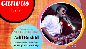 The secret is, music breaks all the barriers || Adil Rashid | Underground Authority | My Canvas Talk