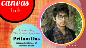 From an Engineer to Independent Musician || Pritam Das || Taalpatar Shepai || My Canvas Talk