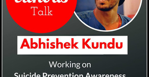 How a man is FIGHTING against SUICIDE || Abhishek Kundu || My Canvas Talk