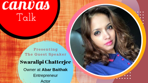 Journey of a Single Mother || Swaralipi Chatterjee || Abar Baithak || My Canvas Talk