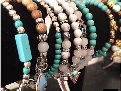 """MOM-trepreneure"" du mois : Marie Beaulieu pour Mbeads Jewelry"