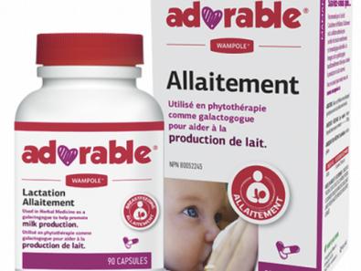 Les produits naturels pour maman et enfant ADORABLE