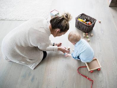 Bébé atteint ses 12 mois: 12 choses que l'on réalise en tant que parent.