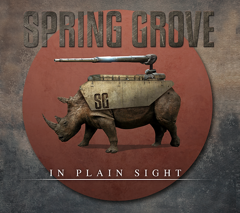 In Plain Sight - Physical CD