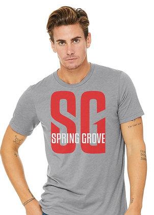 SG Gray Shirt