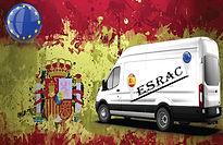 www.esrac.es esrac transporte envios mercancias mudanzas
