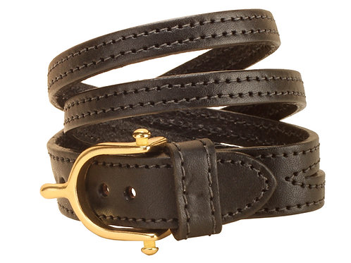 Armband sporre svart