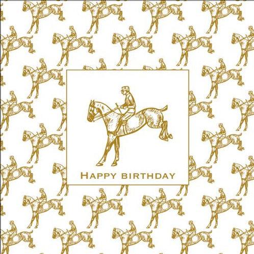Födelsedagskort Harald