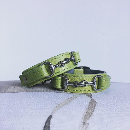 Armband litet Bett grönt