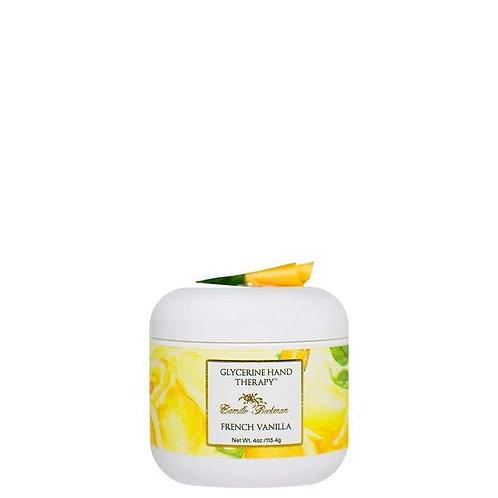 French Vanilla 4oz Glycerine Hand Therapy