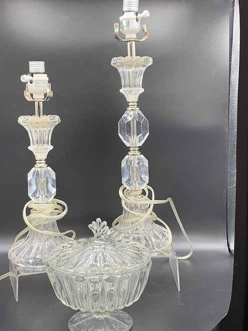 2  newer lamps
