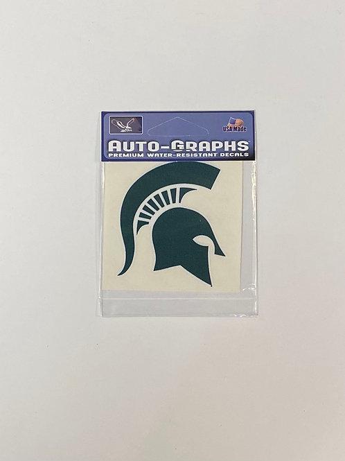 Mini Spartan Sticker