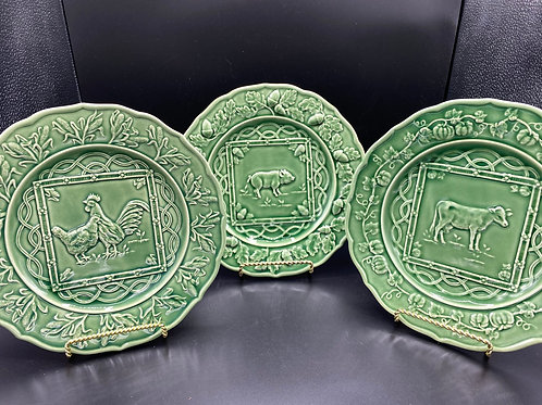 Plates from Portugal