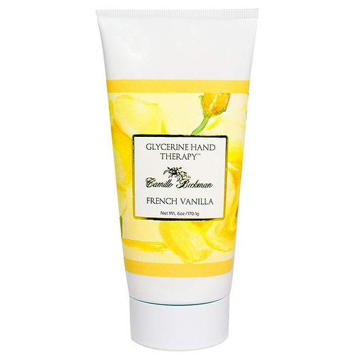 French Vanilla 6oz Glycerine Hand Therapy