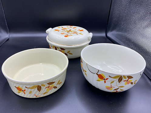 Hall Autumn Leaf Ware
