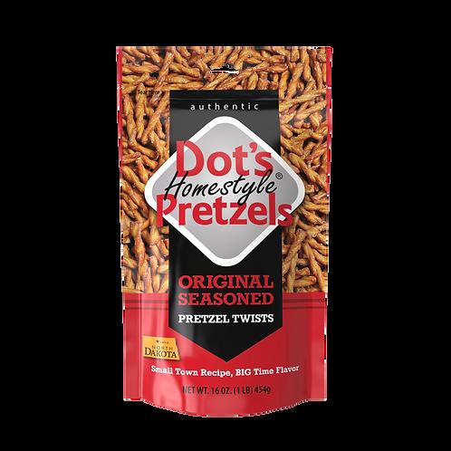 Dot's Homestyle Pretzels Original Seasoned