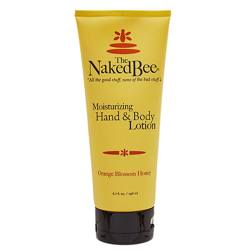Moisturizing Hand & Body Lotion Orange Blossom Honey Large