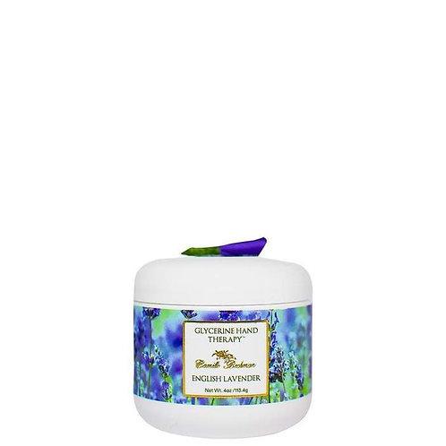English Lavender 4oz Glycerine Hand Therapy