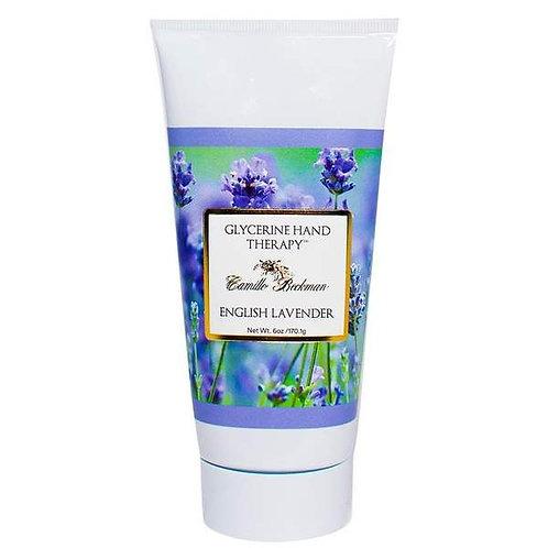 English Lavender 6oz Glycerine Hand Therapy