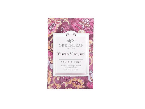 Tuscan Vineyard Sachet