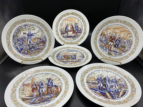 Limoges Collector Plates