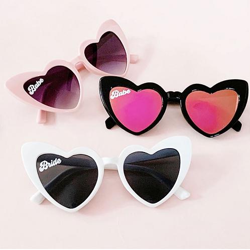 RETRO HEART | sunglasses