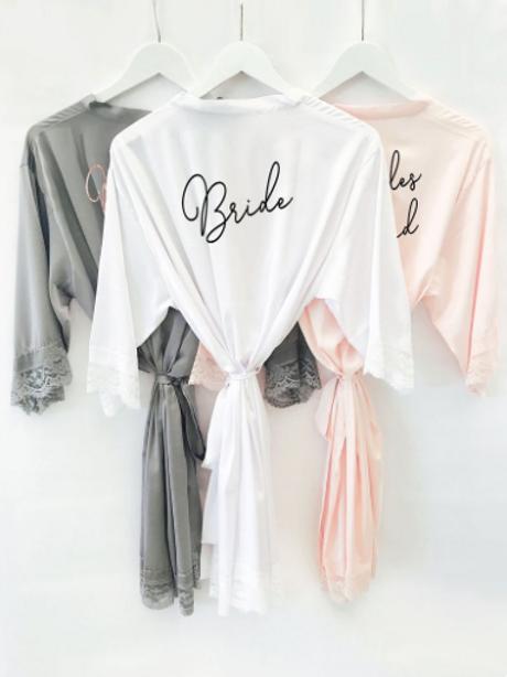 BRIDE | robe