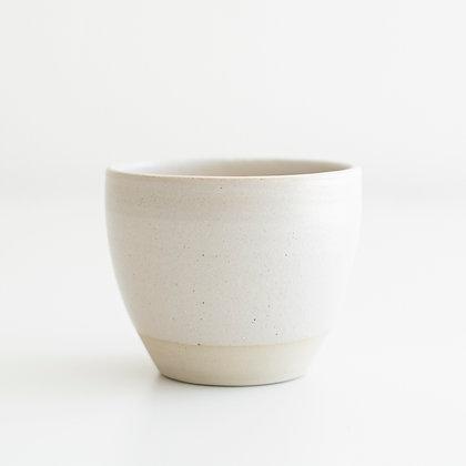 """Kaffeebecher """"Sand"""" rund"""