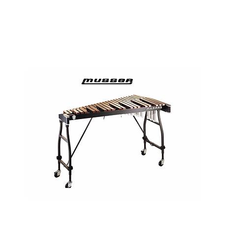 "MARIMBA MUSSER 3.5 Oc. Professional on Concert Frame"" M50"