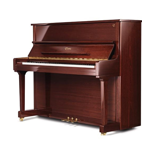 PIANO VERTICAL ESSEX BY STEINWAY EUP-123E MAHOGANY