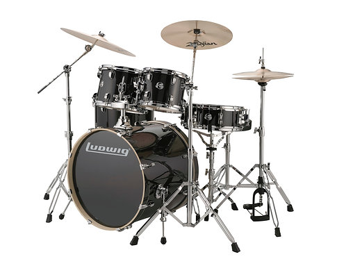 BATERIA LUDWIG ELEMENT EVOLUTION Set Completo