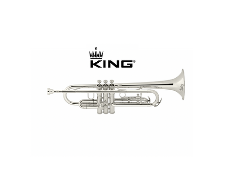 TROMPETA Bb KING 601SP