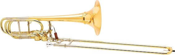 CREATION 551 COURTOIS TROMBON BAJO gold.