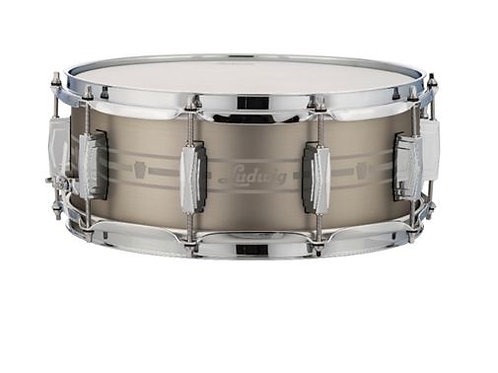 TAMBOR LUDWIG HEIRLOOM STAINLESS STEEL 14X5,5''