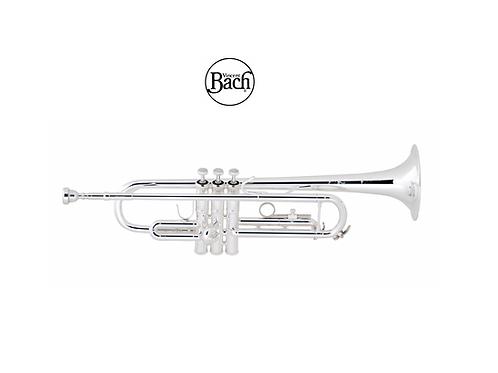 TROMPETA Bb V.Bach TR200S Plateada  USA.