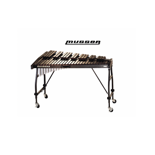 "MARIMBA MUSSER 3.5 Oc.¨ Pro. Portable on Concert Frame"" M51"