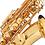 Thumbnail: SAXOFON ALTO JULIUS KEILWERTH ST2103 LACADO DORADO