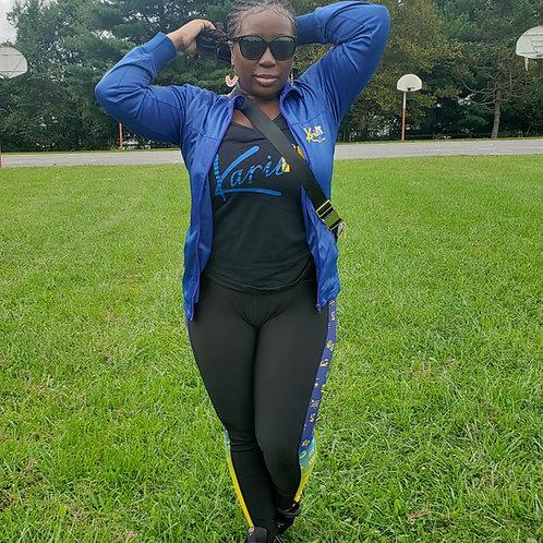 KaribFIT Ladies Zip Jacket