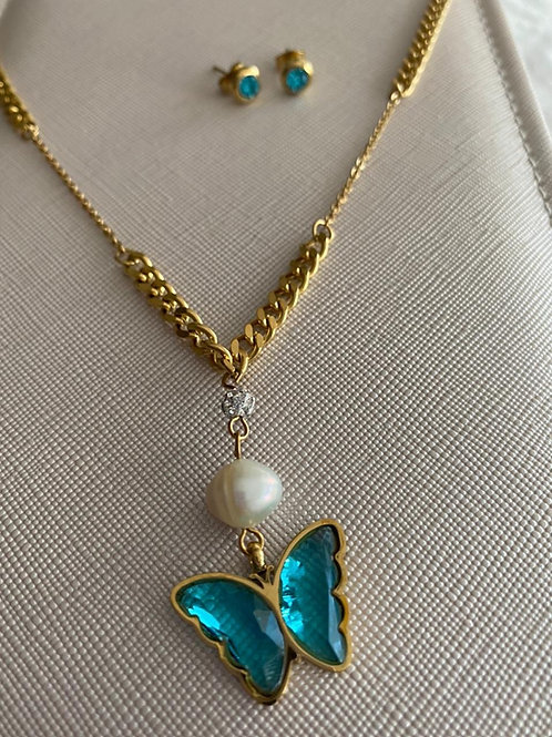 Cadena de mariposa