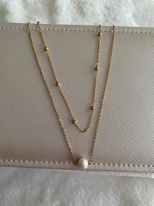 Cadena perla