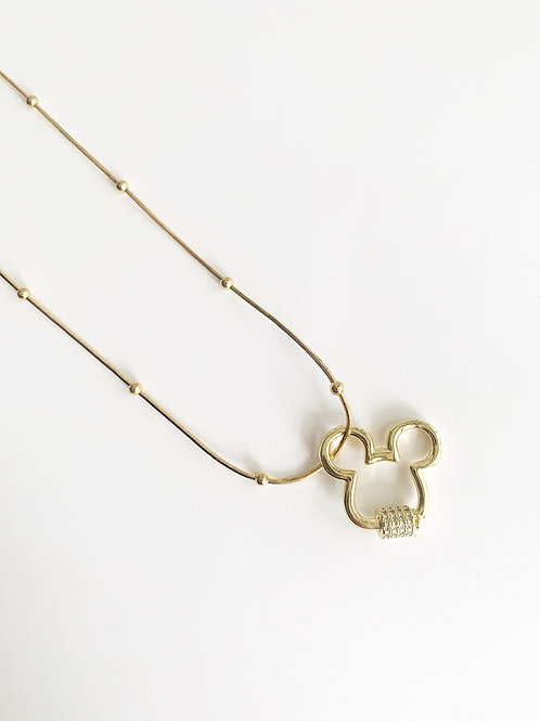 Collar Mickey Mouse