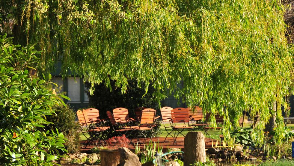 Middenplein Landgoed de Leonardushoeve