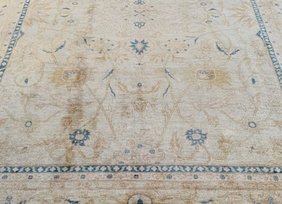 Hand-knotted Pakistan Rug