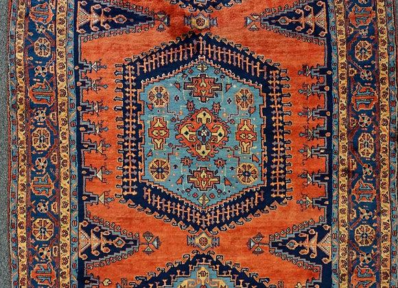 Tabriz Orange/blue